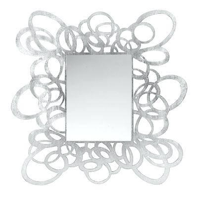 Okehampton Multi Square Glass Mirror 80X80Cmfunky Wall Mirrors For Funky Mirrors (View 26 of 30)