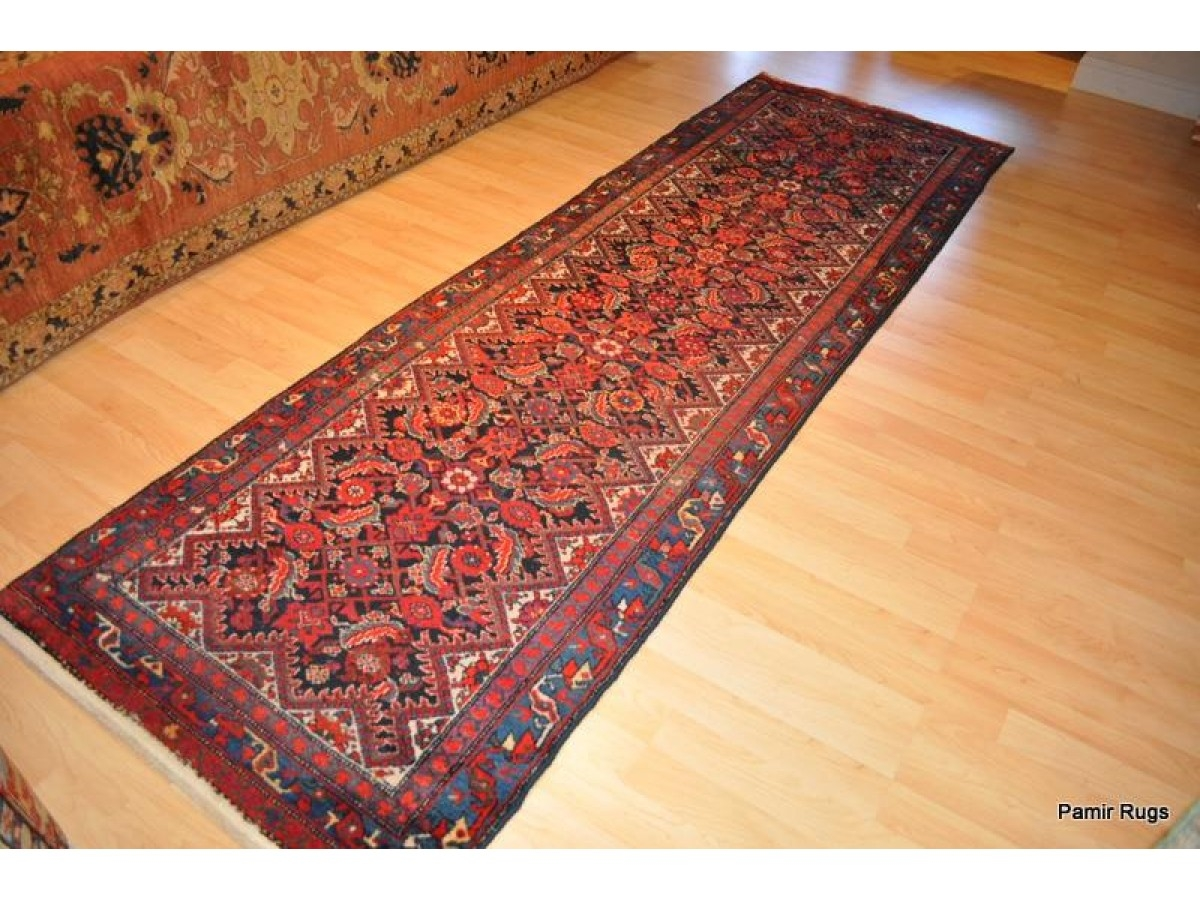 On Sale For Only 1250 Authentic Persian Hall Runner Red And For Red Hallway Runners (View 14 of 20)