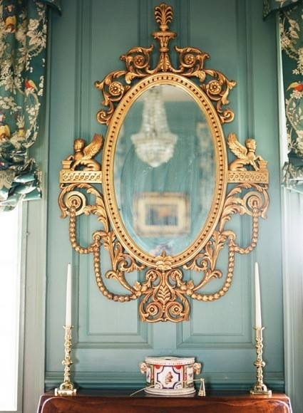 Oneninesevenseven | Tag Archive | Baroque Mirror Pertaining To Gold Baroque Mirrors (#24 of 30)