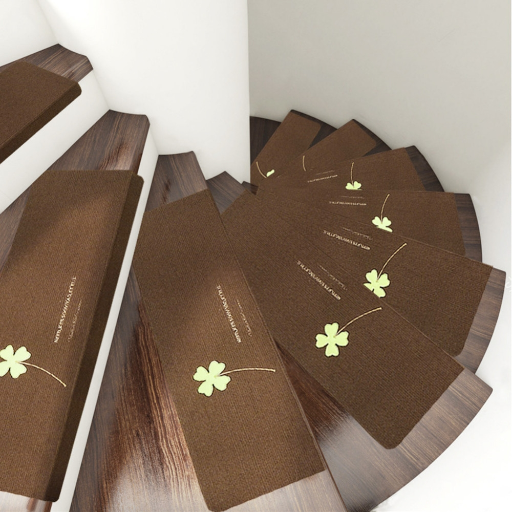 Online Get Cheap Carpet Treads Stairs Aliexpress Alibaba Group Within Peel And Stick Carpet Stair Treads (#15 of 20)