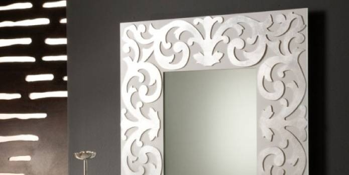 Online Get Cheap Designer Wall Mirrors  Aliexpress | Alibaba Regarding Big Modern Mirrors (#20 of 20)