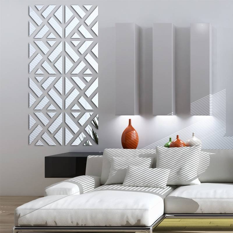 Online Get Cheap Large Modern Wall Mirrors  Aliexpress For Large Modern Mirrors (#19 of 20)