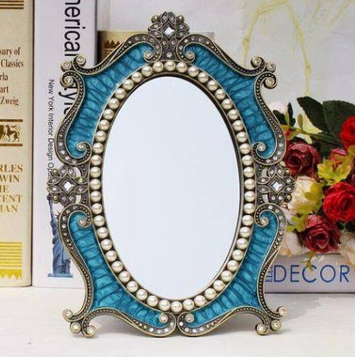 Online Get Cheap Vintage Mirrors For Sale Aliexpress With Cheap Vintage Mirrors (View 5 of 20)