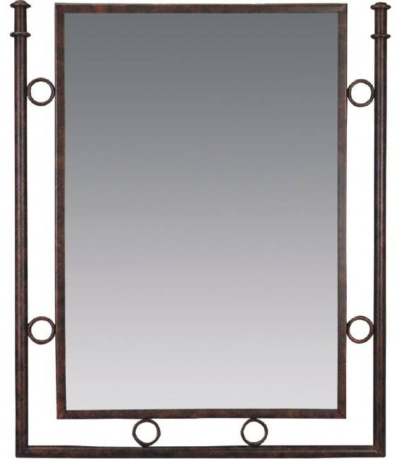 Online Offer Of Mirror For Bathroom Basic Design Rustic Style (#24 of 30)