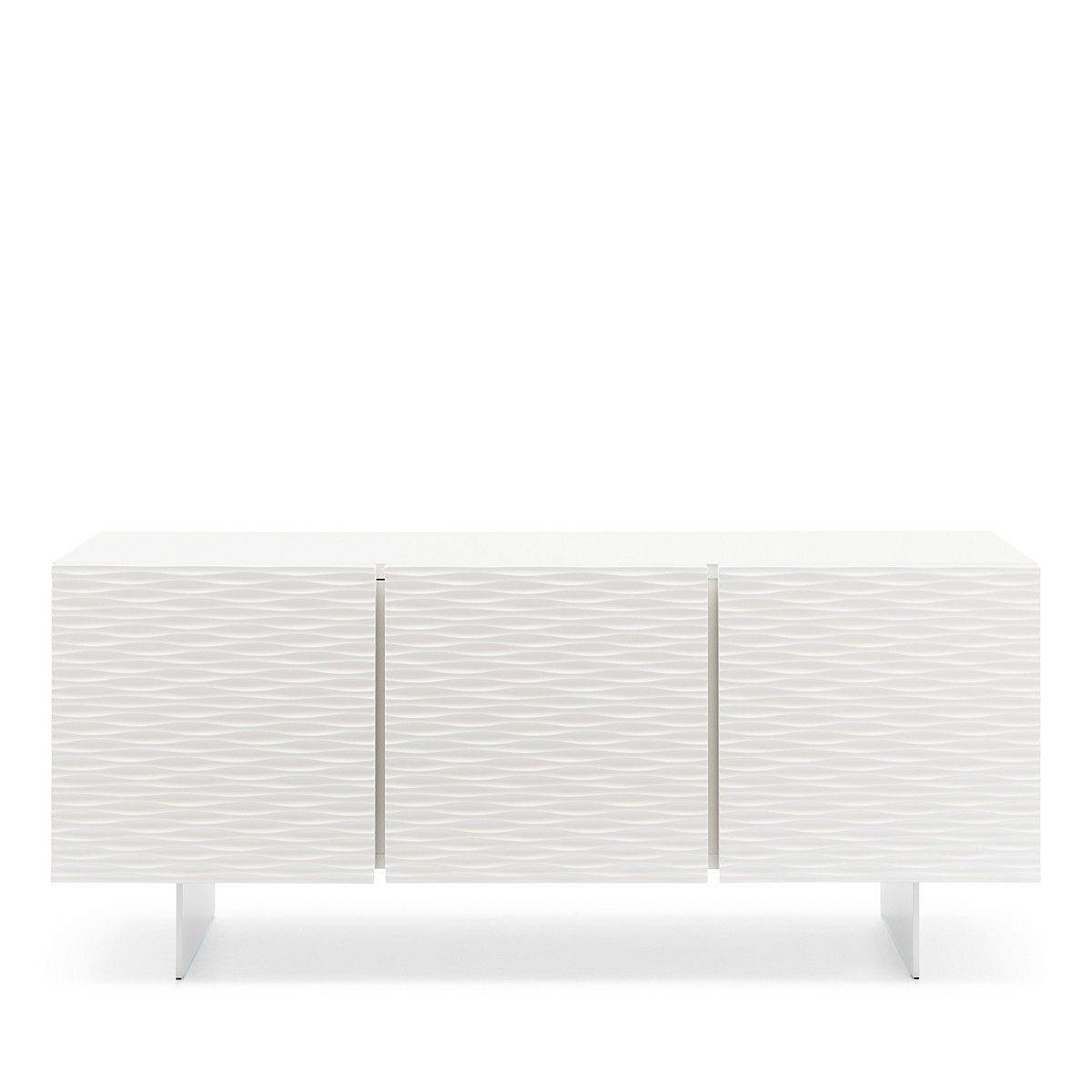 Opera Modern Sideboard | Calligaris With White Sideboard Modern (View 12 of 20)