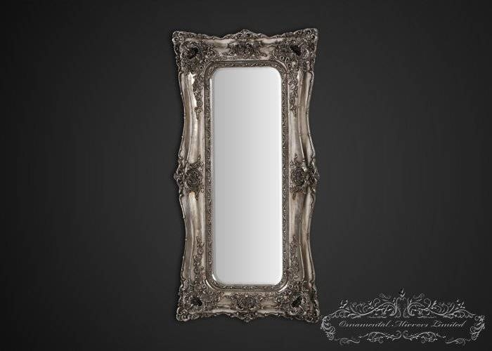 Opulance Rococo Style Mirror Inside Rococo Style Mirrors (#18 of 30)