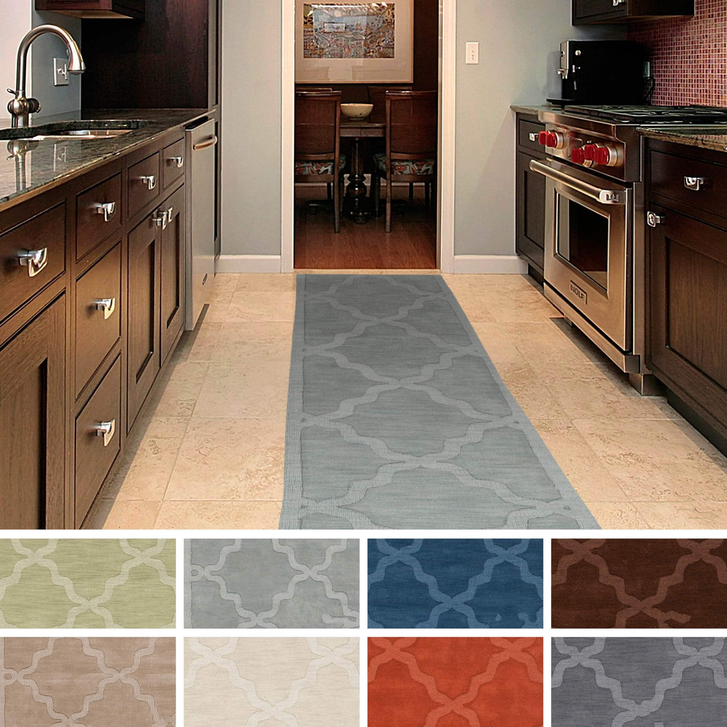 Chilewich Kitchen Floor Runners