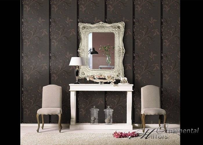 Ornamental Mirrors Photo – 1: Beautiful Pictures Of Design Intended For Ornamental Mirrors (View 16 of 20)