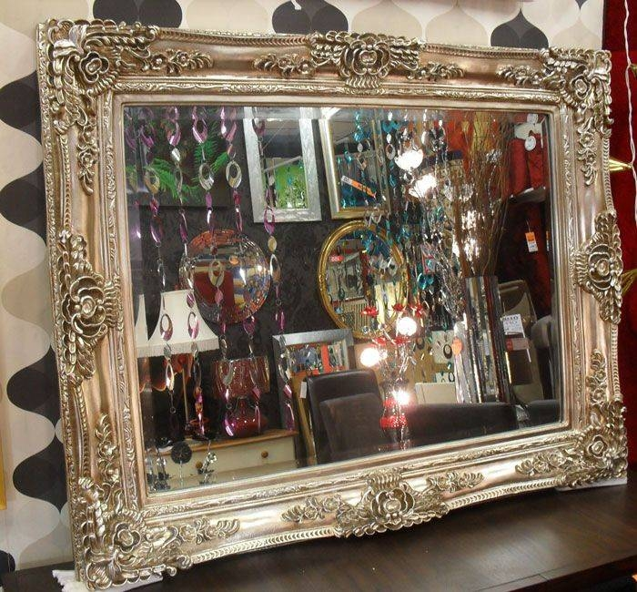 Ornate Antique Mirrors – Google Search | Environment – Palace Intended For Large Ornate Mirrors For Wall (#16 of 20)