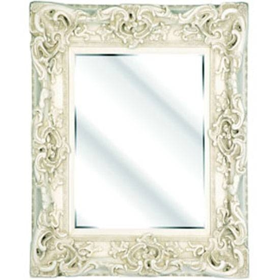 Ornate Cream Bevelled Mirror 11663 Furniture In Fashion Pertaining To Cream Ornate Mirrors (#17 of 20)