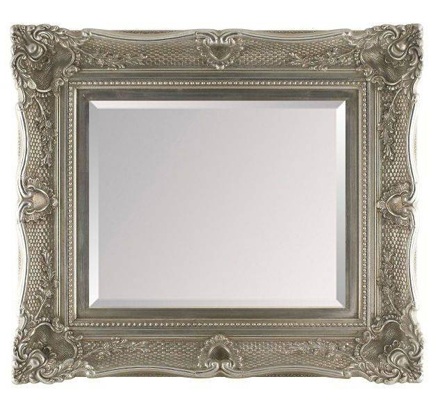 Ornate Decorative Antique Gold Mirror – Choice Of Size & Frame Colour Inside Huge Ornate Mirrors (#26 of 30)