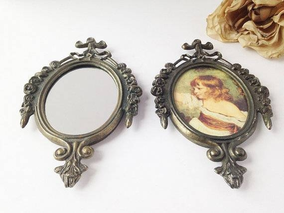 Viewing Photos of Small Ornate Mirrors (Showing 20 of 20 Photos)