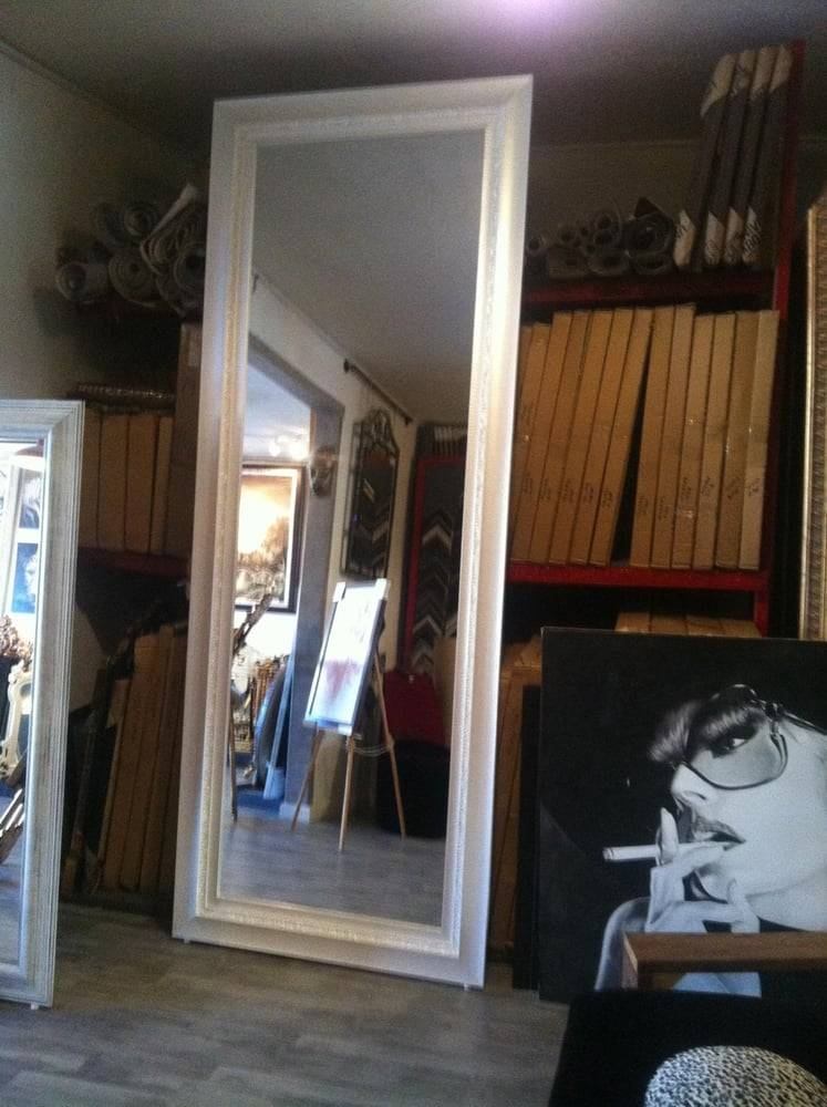 Ornate Mirrors In Black, White, Silver And Antique Gold Frames – Yelp In Boutique Mirrors (View 14 of 30)
