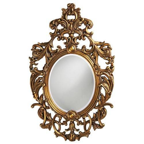 Ornate Oval Mirror | Bellacor Inside Ornate Oval Mirrors (#15 of 20)