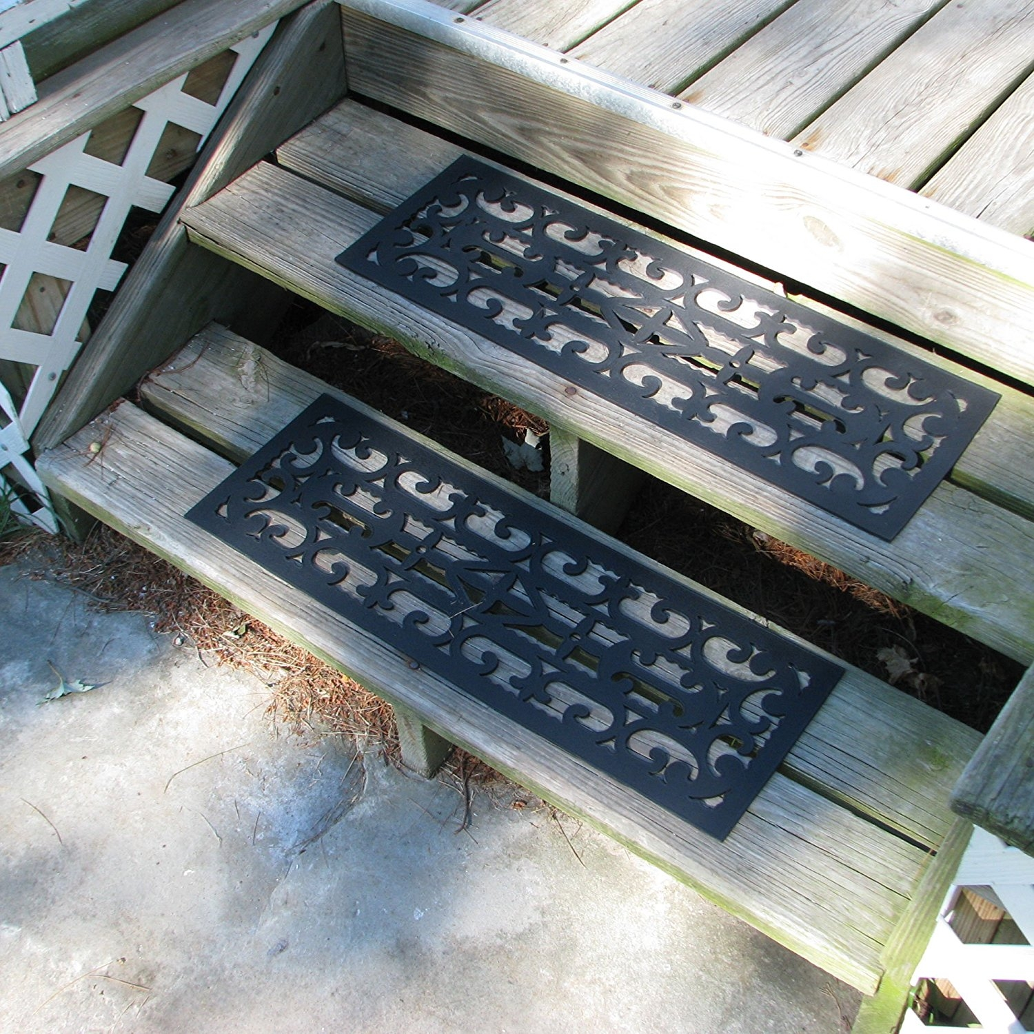 Outdoor Stair Treads Home Design Styles With Stair Slip Guards (#19 of 20)