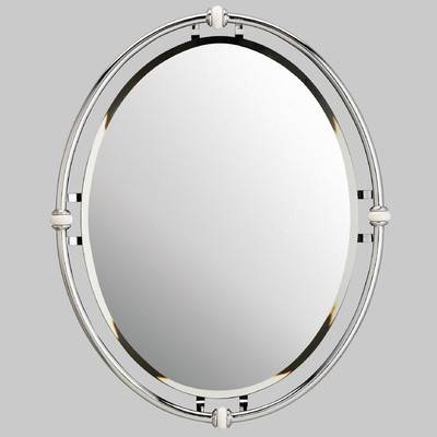Oval Bathroom Mirrors | Navpa2016 In White Oval Mirrors (View 14 of 20)