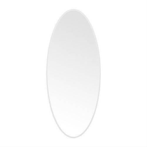 Oval Beveled Mirror | Inovodecor Throughout Long Oval Mirrors (#25 of 30)