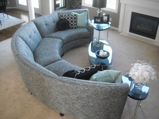Inspiration About Oval Couch Sofa Nadir Elegant Modern Chic Thesofa Inside Sofas
