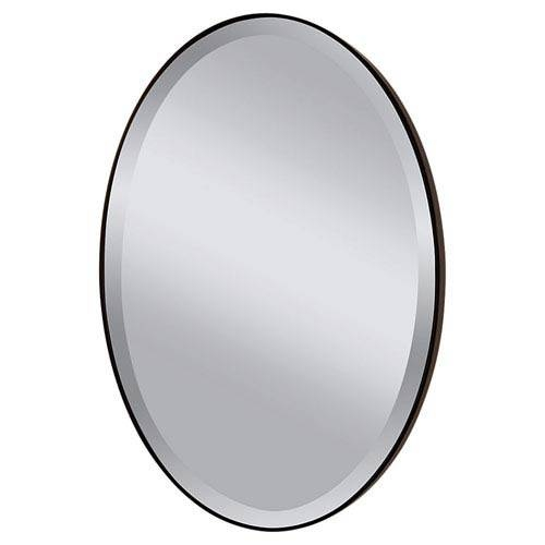 Oval Mirrors | Bellacor For Long Oval Mirrors (#27 of 30)