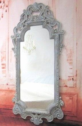 Oval Mirrors For Sale – Foter With Regard To Antique Long Mirrors (View 7 of 20)