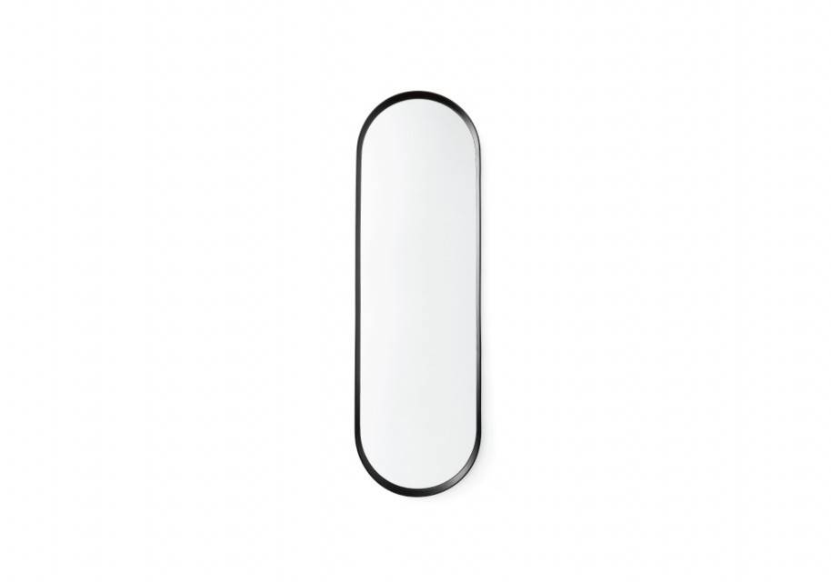 Oval Wall Mirror | Menu A/s | Metropolitandecor For White Oval Wall Mirrors (#23 of 30)