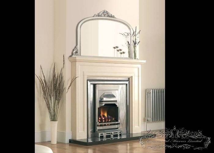 Over Mantle Mirrors, Ornate Mirrors Regarding Mantelpiece Mirrors (View 5 of 30)