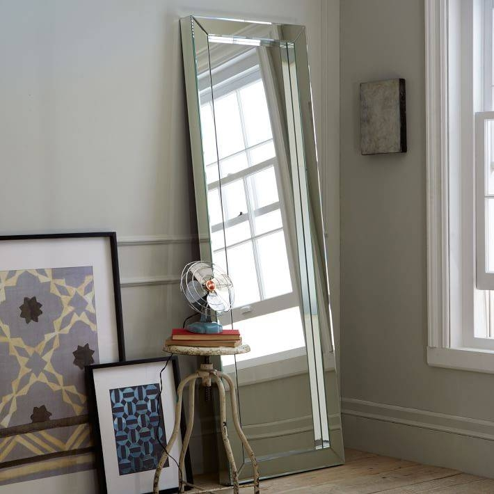 Inspiration about Oversized Gold Floor Mirror Also Huge Floor Mirror Cheap With Regard To Cheap Huge Mirrors (#10 of 30)