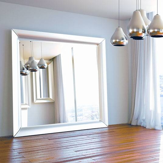 30 Inspirations of Contemporary Large Mirrors