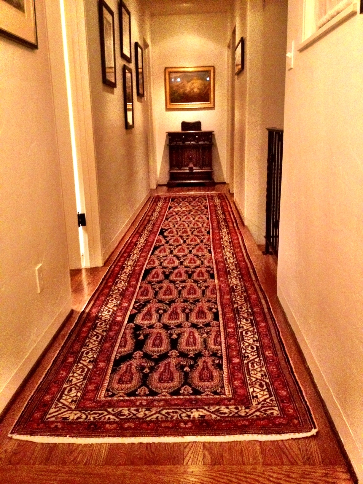 Persian Carpet Runners Meze Blog Pertaining To Red Runner Rugs For Hallway (#14 of 20)