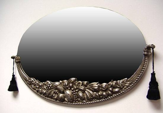 Petito French Art Deco Wall Mirror | Modernism Gallery With Regard To Art Deco Wall Mirrors (#17 of 20)