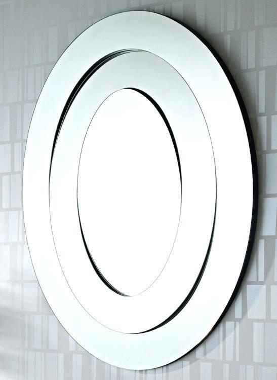 Pex Modern Round Wall Mirrormodern Mirror Uk Contemporary Bathroom Inside Contemporary Round Mirrors (View 17 of 20)