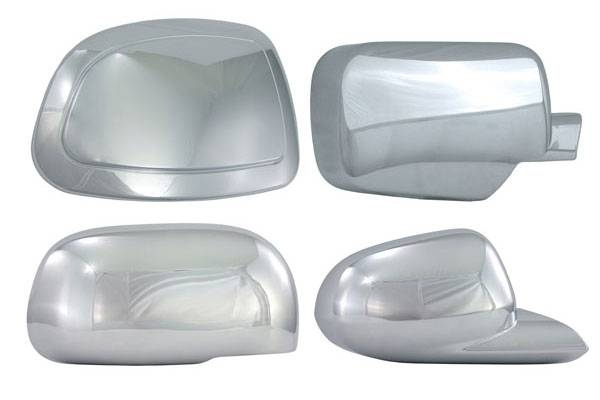 Pilot Chrome Mirror Covers – Free Shipping Regarding Chrome Mirrors (View 12 of 20)