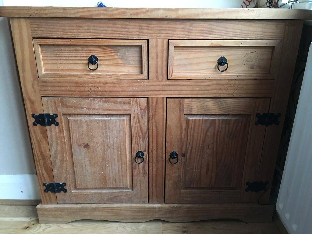 Pine (Mexican) Sideboard | In Hall Green, West Midlands | Gumtree With Regard To Mexican Sideboard (#20 of 20)