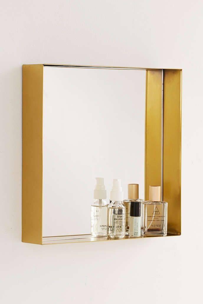 Pinterest'teki 25'den Fazla En Iyi Square Mirrors Fikri With Square Gold Mirrors (#13 of 20)