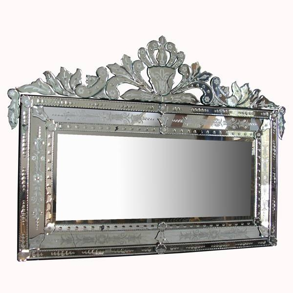 Place Rectangular Venetian Mirror In Your Bedroom Would Be Better With Rectangular Venetian Mirrors (#13 of 30)
