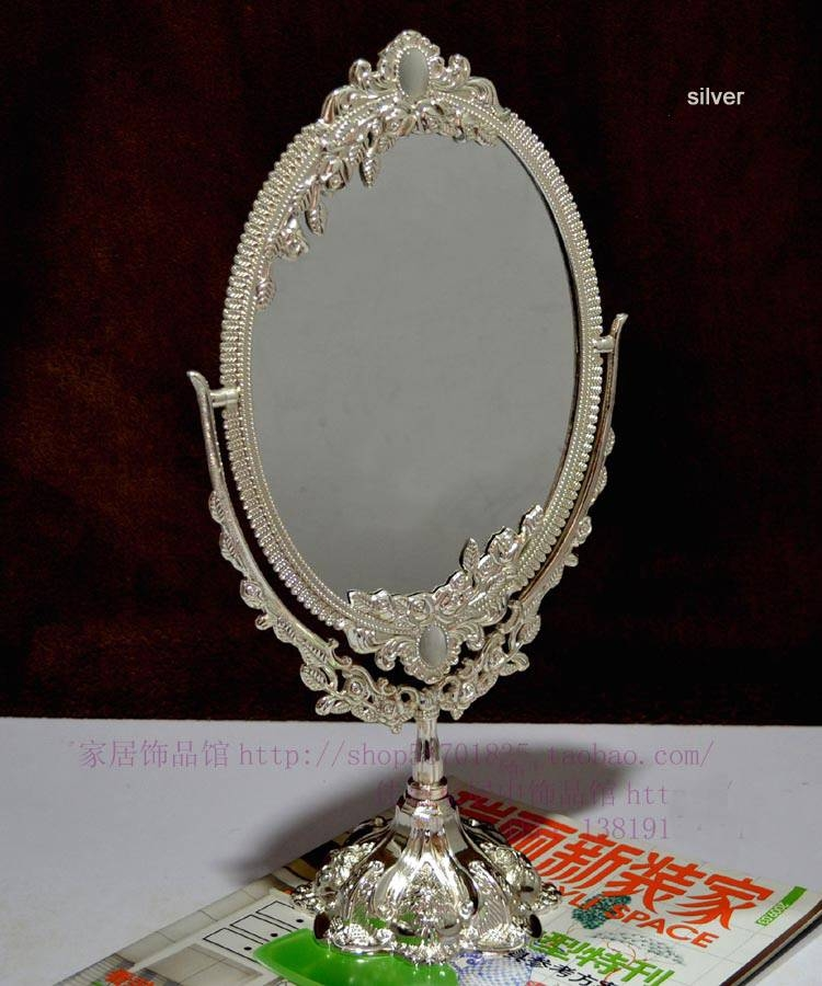 Popular Antique Table Mirrors Buy Cheap Antique Table Mirrors Lots In Vintage Stand Up Mirrors (#27 of 30)