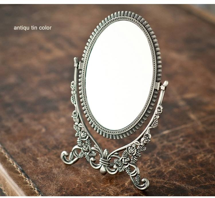 Popular Antique Table Mirrors Buy Cheap Antique Table Mirrors Lots Throughout Decorative Table Mirrors (View 20 of 30)