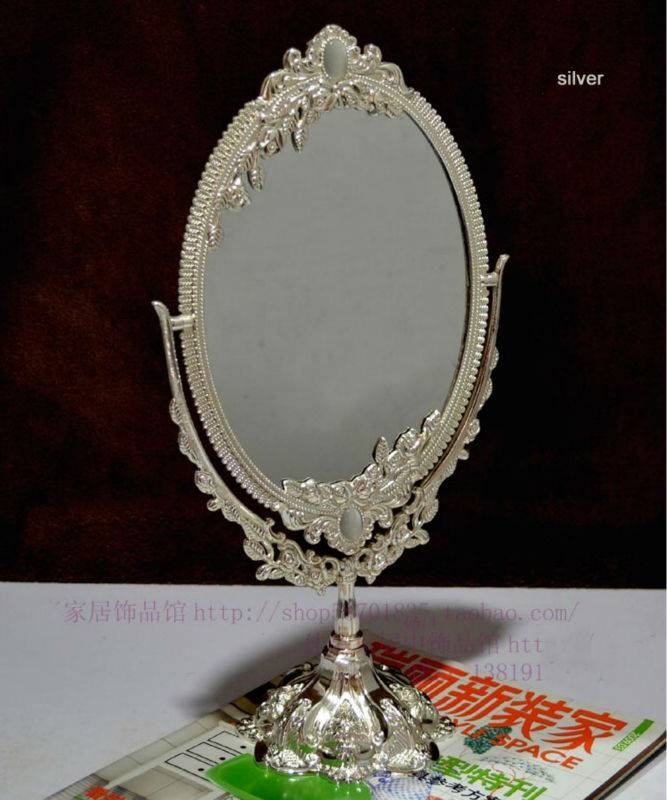 Popular Antique Table Mirrors Buy Cheap Antique Table Mirrors Lots Within Standing Table Mirrors (#21 of 30)