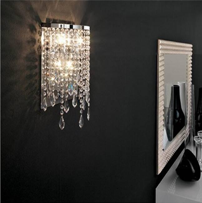 Popular Mirror Wall Lights Buy Cheap Mirror Wall Lights Lots From With Wall Light Mirrors (#23 of 30)