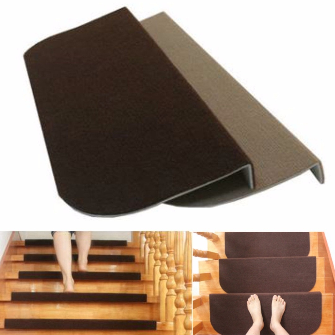 Popular Stair Treads Carpet Buy Cheap Stair Treads Carpet Lots In Peel And Stick Carpet Stair Treads (#17 of 20)