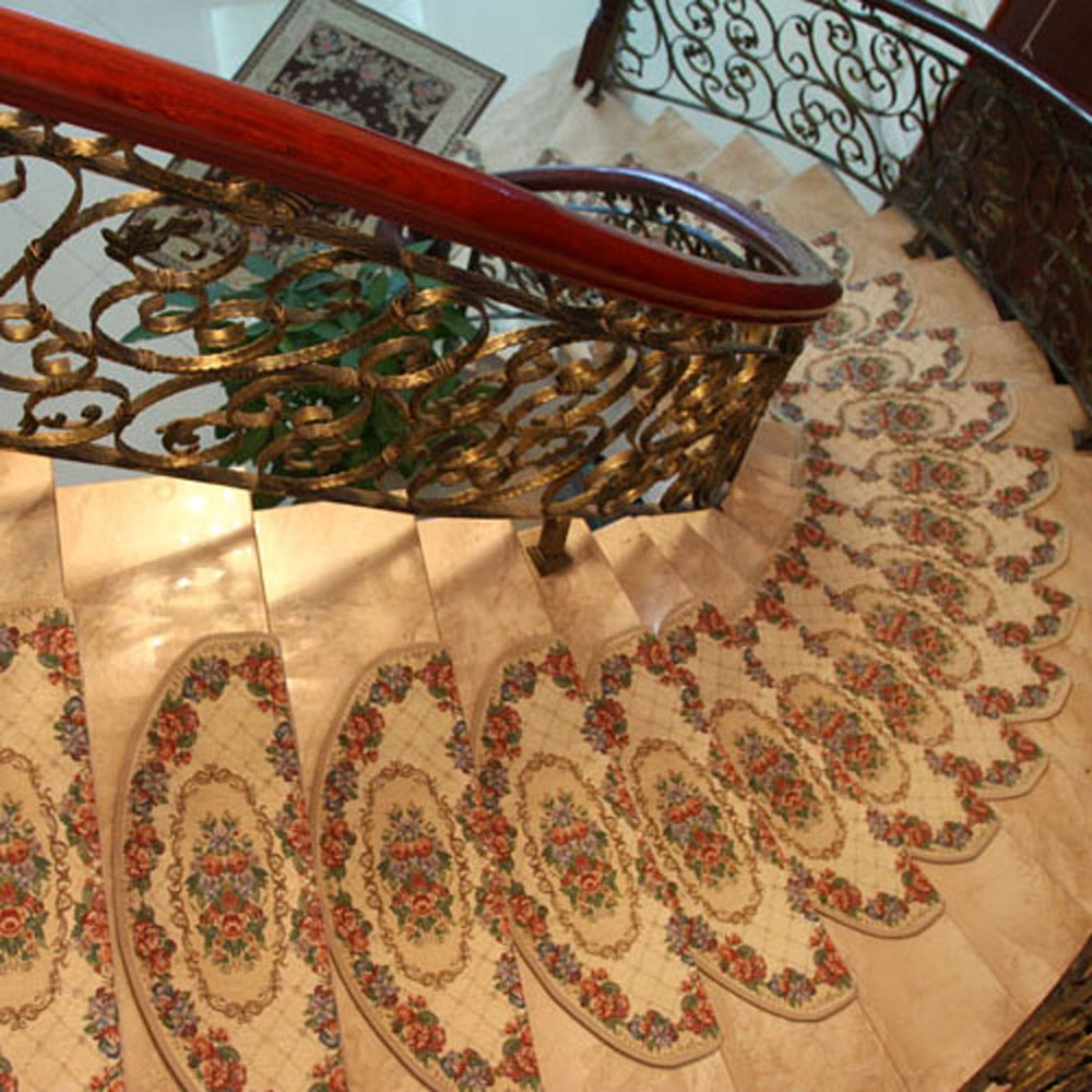 Popular Staircase Rug Buy Cheap Staircase Rug Lots From China For Oriental Carpet Stair Treads (#17 of 20)