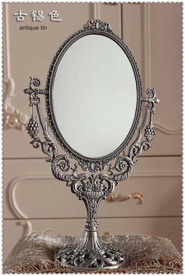 Popular Vintage Dresser Mirror Buy Cheap Vintage Dresser Mirror With Regard To Buy Vintage Mirrors (#16 of 20)