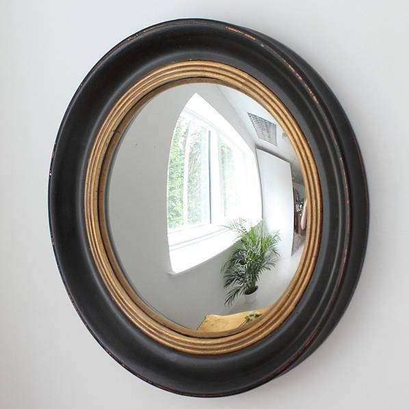 Porthole Mirror In Three Sizesout There Interiors Intended For Porthole Mirrors (#18 of 30)
