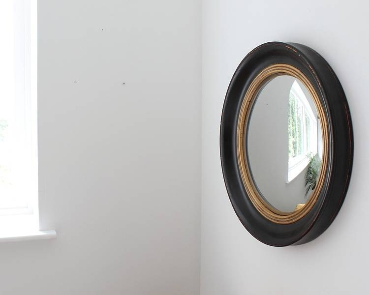 Porthole Mirror In Three Sizesout There Interiors Pertaining To Porthole Mirrors (#19 of 30)