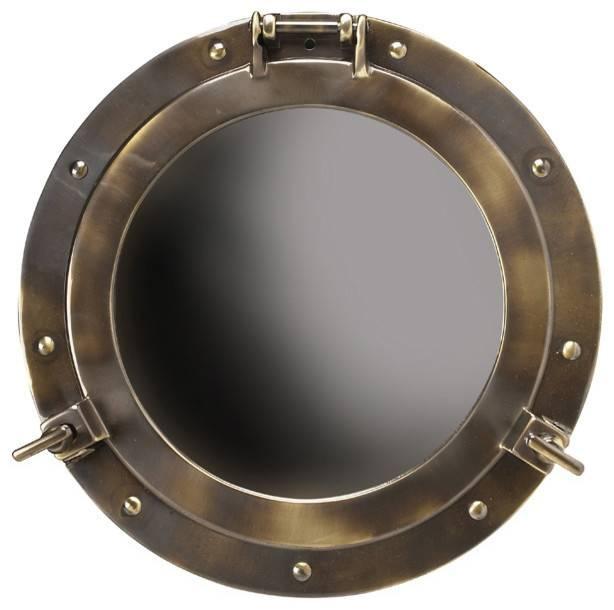 Popular Photo of Porthole Mirrors