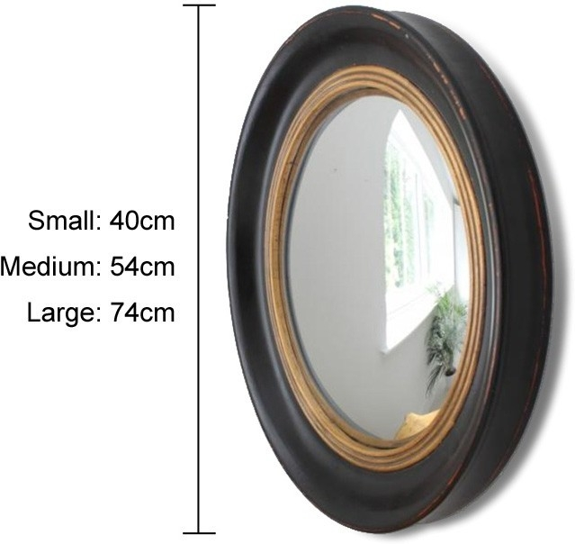 Porthole Mirror | Mirrors In Convex Porthole Mirrors (#7 of 15)