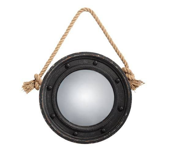 Porthole Mirror | Pottery Barn Intended For Porthole Mirrors (#21 of 30)