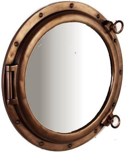 Porthole Windows Porthole Mirrors Largest Selection Ships Port Holes Regarding Porthole Mirrors (#24 of 30)