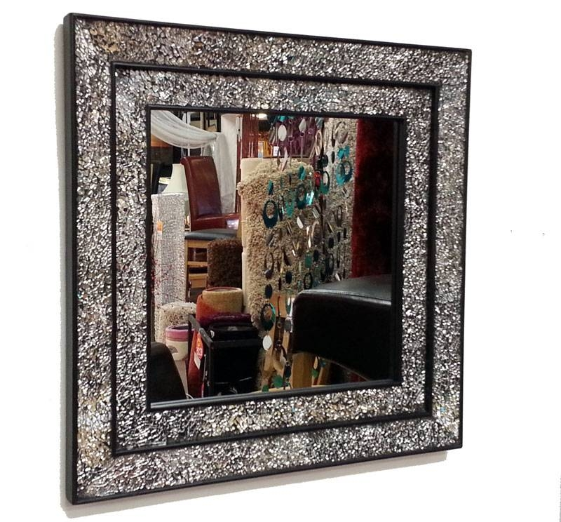 Premier Collections!, Interior Furnishings Contemporary Dining Throughout Black Mosaic Mirrors (#24 of 30)
