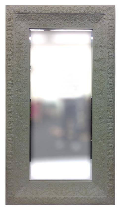 Pressed Metal Mirrors Melbourne In Pressed Tin Mirrors (#15 of 20)